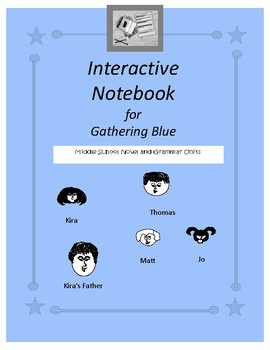 Interactive Notebook for Gathering Blue