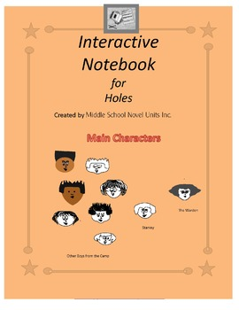 Interactive Notebook for Holes