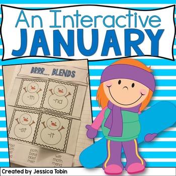 January Interactive Notebook