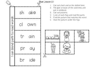 Interactive Notebook Leveled Literacy Intervention LLI Blue Level E 1st Edition