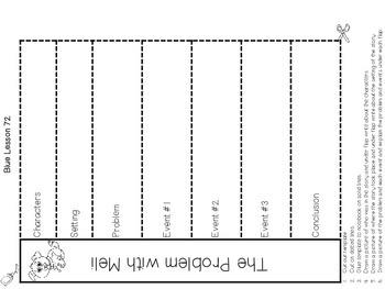 Interactive Notebook Leveled Literacy Intervention LLI Blue Level J 1st Edition