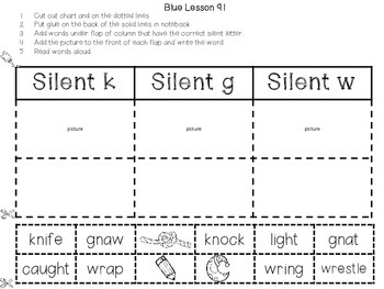 Interactive Notebook for Leveled Literacy Intervention LLI Blue Level L