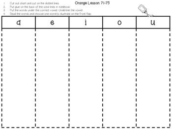 Interactive Notebook for LLI Orange Level D 1st Edition