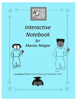 Interactive Notebook for Maniac Magee