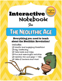 Interactive Notebook for Neolithic Age+Engaging Activities