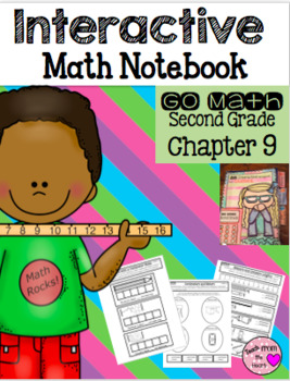 Interactive Notebook for Second Grade Go Math Chapter 9