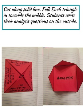 Interactive Notebook for Seniors