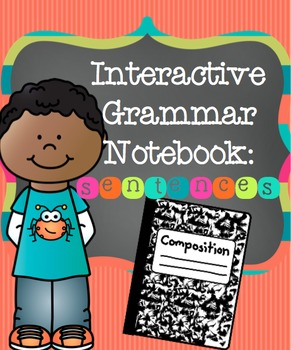 Interactive Notebook for Sentences