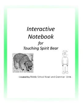 Interactive Notebook for Touching Spirit Bear