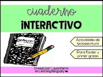 Interactive Notebook in Spanish