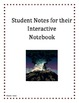 Interactive Notebook on Constructive Forces
