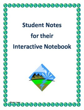 Interactive Notebook on Destructive Processes