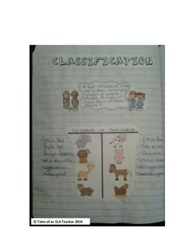 Interactive Notebook~Classification