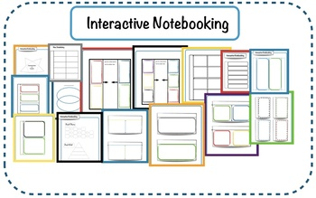 Interactive Notebooking for Science and Social Studies