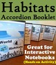 Life Science Interactive Notebooks Bundle: Biomes, Cells, Animal Adaptations etc