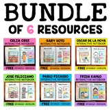 Interactive Notebooks - Hispanic Heritage Bundle