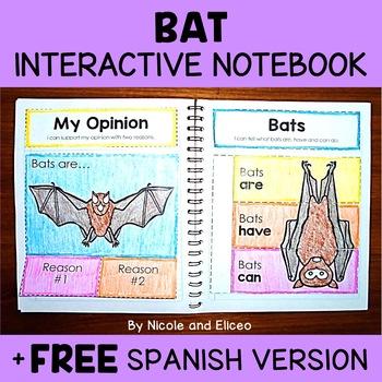 Interactive Notebooks - Fall Animals Bundle