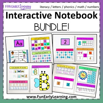 Interactive Notebooks Bundle!