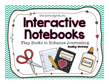 Interactive Notebooks: Flap Books to Enhance Journaling {Reading Workshop}