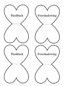 Interactive Notebooks - Flashback & Foreshadowing