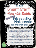 Interactive Notebooks:How To Guide, Set Up, Printables, Freebies
