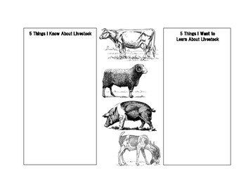 Interactive Notebooks: Introduction to Livestock