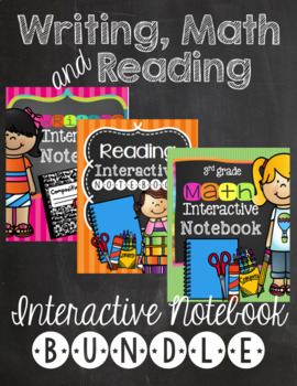 Interactive Notebooks MEGA Bundle