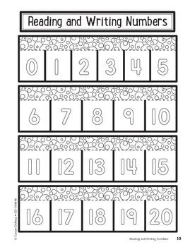 Interactive Notebooks Math Grade 1 SALE 20% OFF 104646