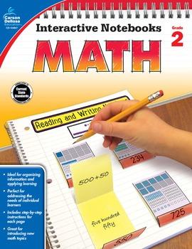 Interactive Notebooks Math Grade 2 SALE 20% OFF 104647