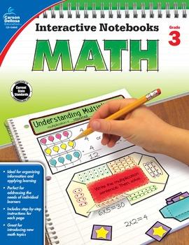 Interactive Notebooks Math Grade 3 SALE 20% OFF 104648