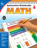 Interactive Notebooks Math Grade 4 SALE 20% OFF 104649