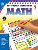 Interactive Notebooks Math Grade 7 SALE 20% OFF 104911