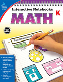 Interactive Notebooks Math Grade K SALE 20% OFF 104645