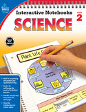 Interactive Notebooks Science Grade 2 SALE 20% OFF 104906