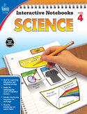Interactive Notebooks Science Grade 4 SALE 20% OFF 104908