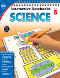 Interactive Notebooks Science Grade 5 SALE 20% OFF 104909