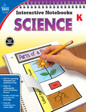 Interactive Notebooks Science Grade K SALE 20% OFF 104904