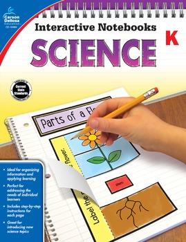 Interactive Notebooks Science Grade K SALE 20% OFF 104904