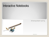 Interactive Notebooks... What and Why