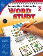 Interactive Notebooks Word Study, Grade 2