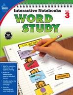 Interactive Notebooks Word Study, Grade 3