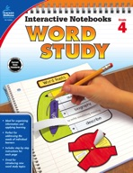 Interactive Notebooks Word Study, Grade 4