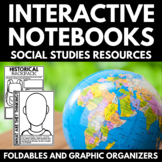 Interactive Notebooks for Social Studies