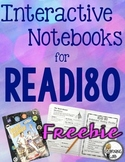 Interactive Notebook for Read180 FREEBIE
