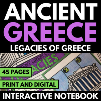 Social Studies Interactive Notebook Resources - Graphic Organizers