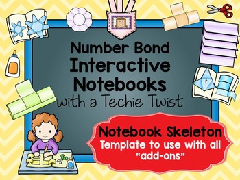 Interactive Notebooks with a Techie Twist!  Skeleton to Build On