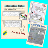 Interactive Notes