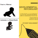 Interactive Notes | Developmental Psychology