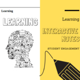 Interactive Notes | Learning