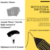 Interactive Notes | Motivation, Emotion & Stress